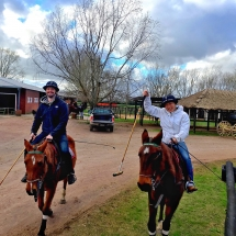 Riding out of stables2
