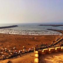 Beach View from Medina