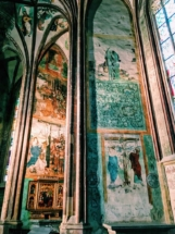Frescos in the Cistercian Monastery