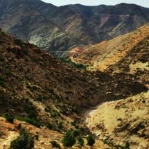 mountain-ravine