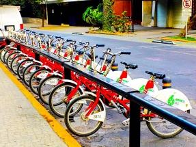 EcoBICI bike lineup