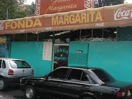 Fonda Margarita DF