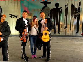 Me and Mariachis
