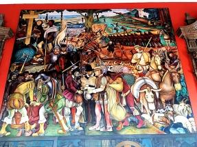 National Palace Mural3