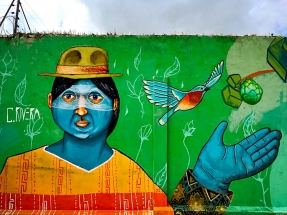 North Bogota Street Art C Rivera