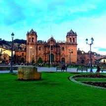 Cusco Cathedral Plaza de Armas