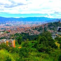 Medellin Gondola Comuna 13