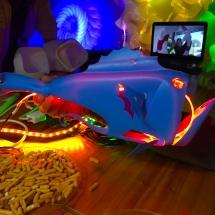 Bottle Fish Art Lights