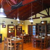 Candonga Estancia Dining Room