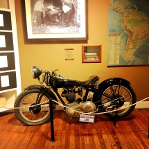 Che's Motorcycle