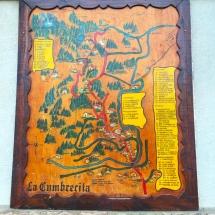 La Cumbrecita Map
