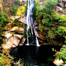 La Cumbrecita Waterfall