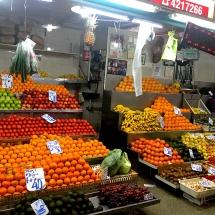 Mercado Norte fruit
