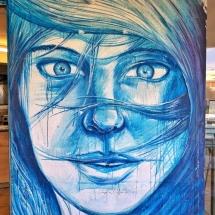 Street Art on the coast